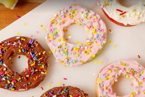 Donut Apples Recipe