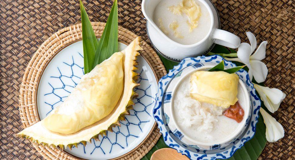 Durian Sticky Rice Recipe