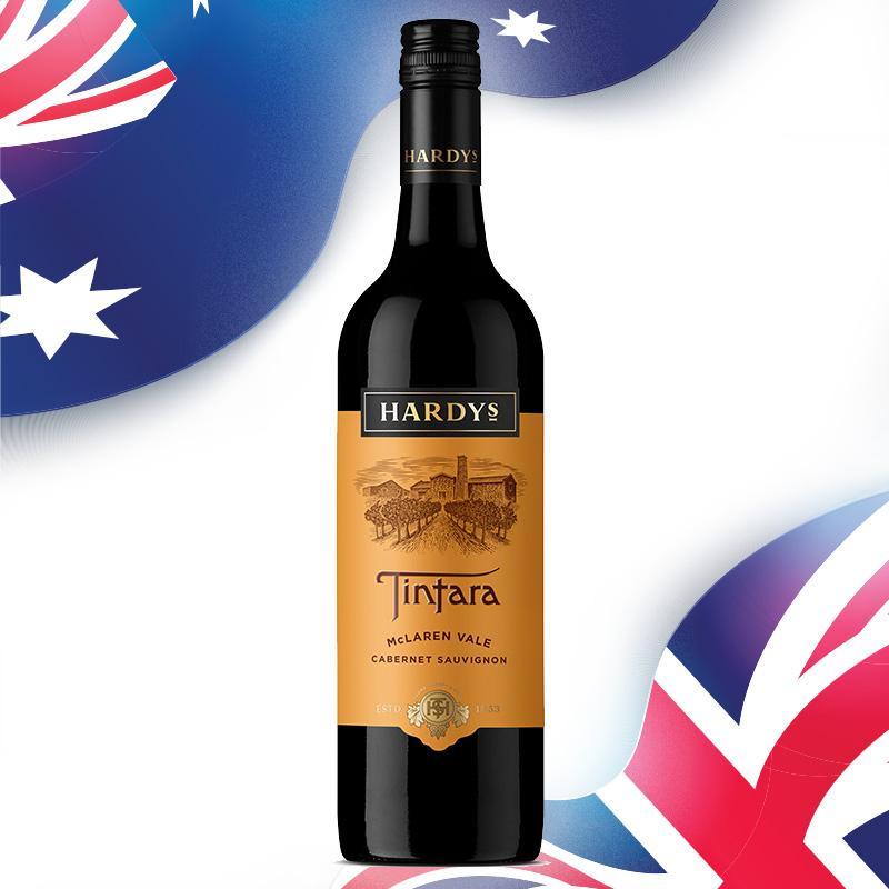 FairPrice Finest Wine - Hardy's Tintara McLaren Vale Cabernet Sauvignon 2019