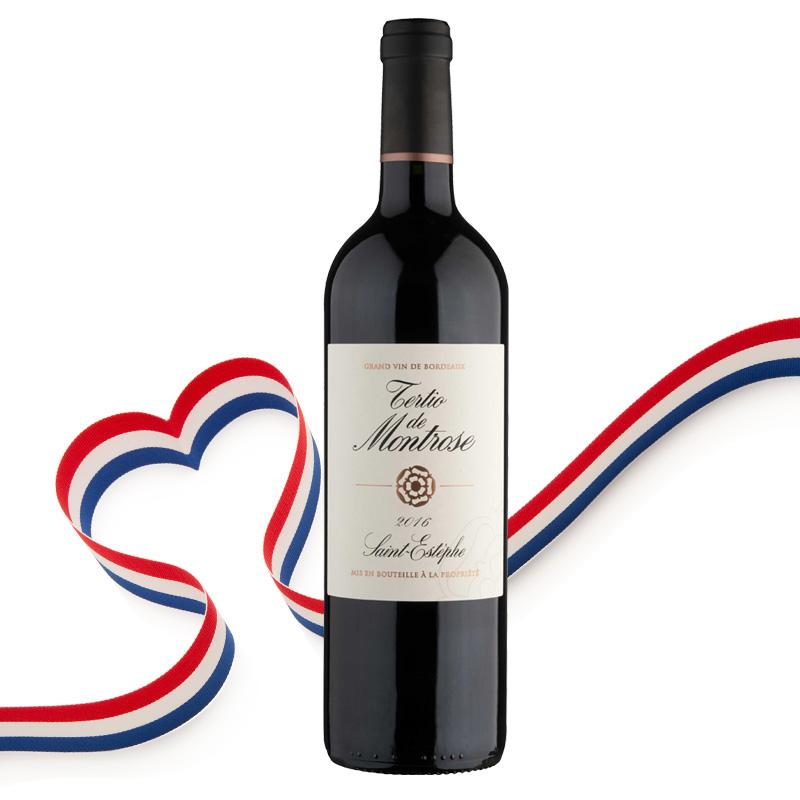 FairPrice Finest Recommended Wine - TERTIO DE MONTROSE 2016