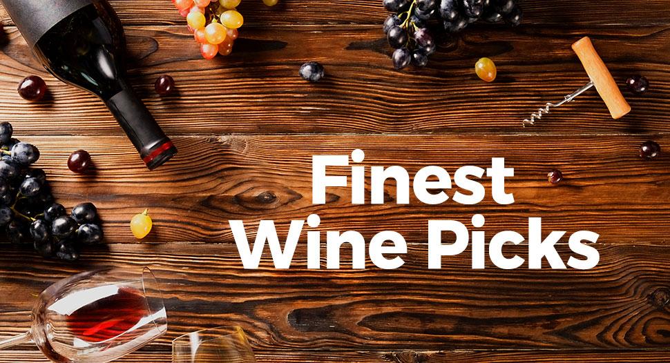 FairPrice Finest Wine Picks