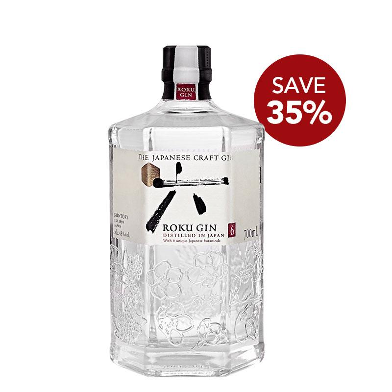 FairPrice Finest Wine Flash sale - Roku Gin