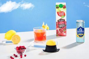 Easy New York, USA Mocktail drink recipe