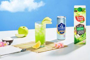 Tokyo, Japan Mocktail drink recipe