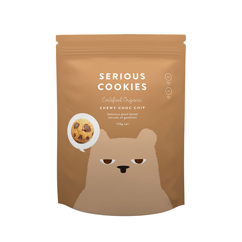 SERIOUS COOKIES ASSORTED 170G