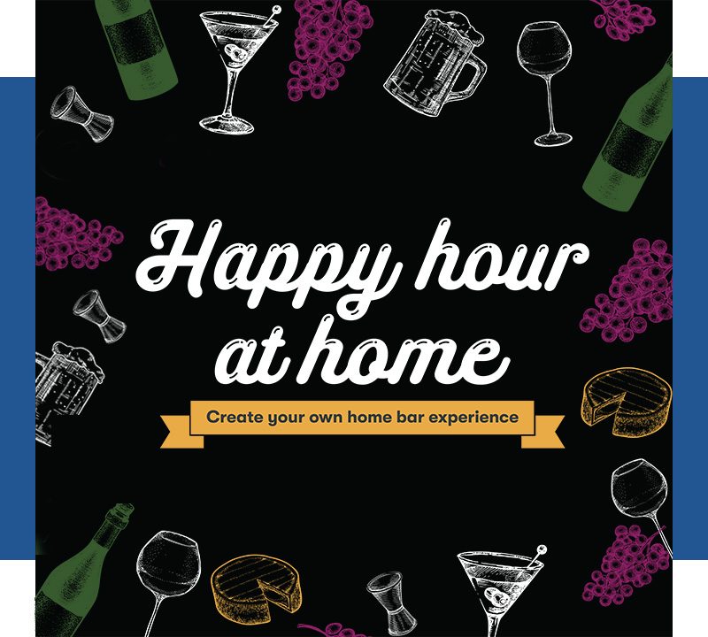 FairPrice Xtra - Happy Hour at home