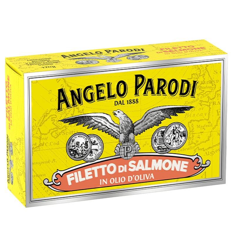 Angelopard Salmon Fillet Assorted