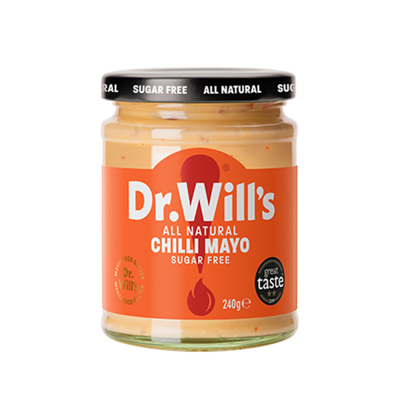 Dr Will's Mayonnaise