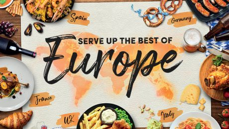 FairPrice Finest - Serve up the best of Europe
