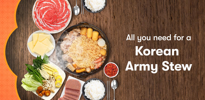 Xtra Steamboat Fair - Korean Army Stew