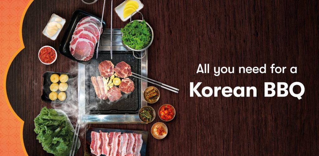 Xtra Steamboat Fair - Korean BBQ