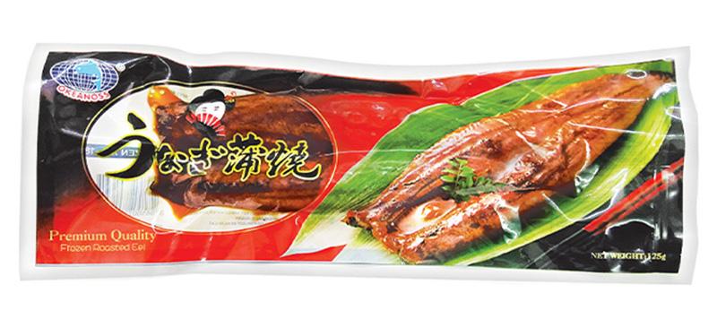 Okeanoss Frozen Premium Roasted Eel