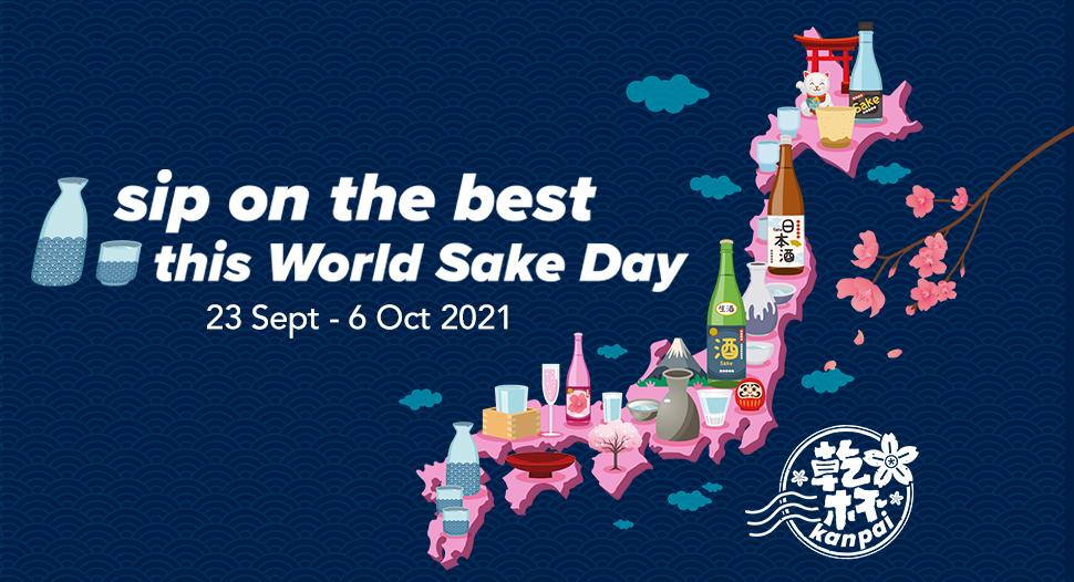 FairPrice Finest - World Sake Day Fair
