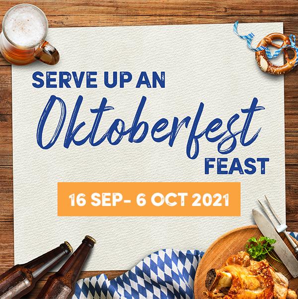 FairPrice Finest - Oktoberfest