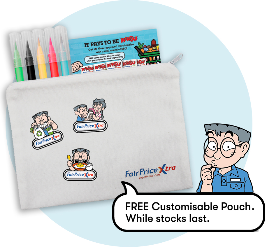 FairPrice Xtra - Pouch